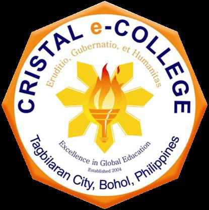 Cristal e-College - Panglao Campus Logo
