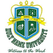 Holy Name University Logo