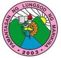 Pamantasan ng lungsod ng marikina logo