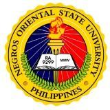 Negros Oriental State University - Bais Campus Logo