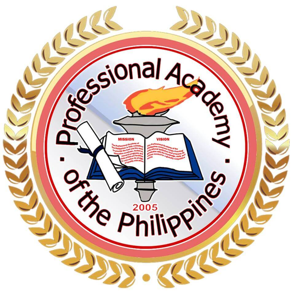 Professional Academy of the Philippines Logo