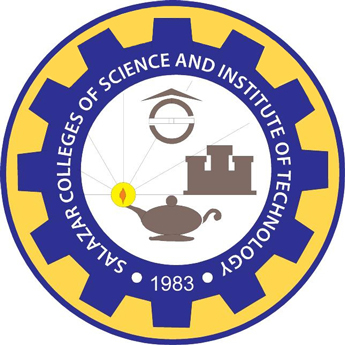 Salazar Colleges of Science and Institute of Technology Logo