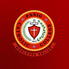 Pasig Catholic College Logo