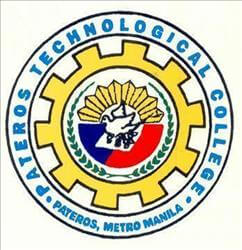 Pateros Technological College Logo