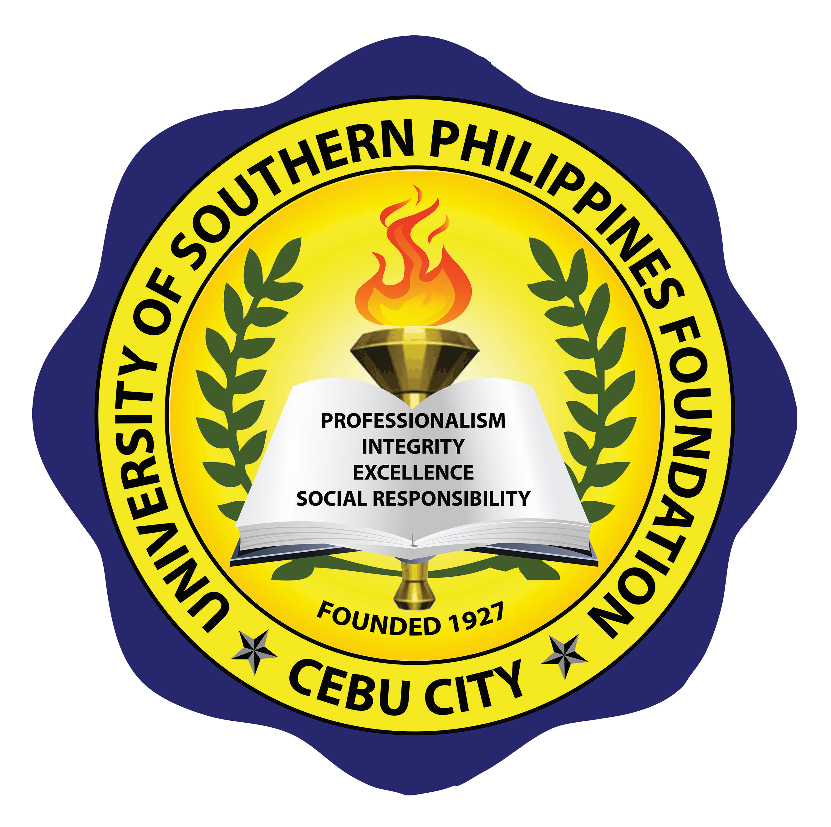 University of Southern Philippines Foundation (Lahug Campus) Logo