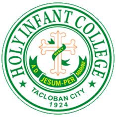 Holy Infant College Logo