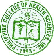 Philippine College of Health Sciences Logo