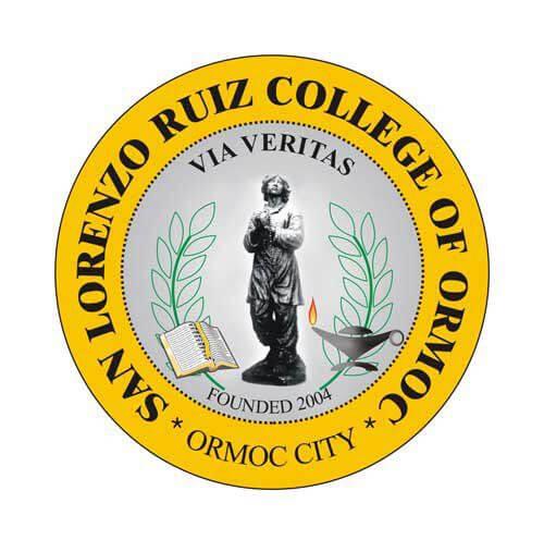 San Lorenzo Ruiz College of Ormoc Logo
