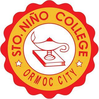 Sto nino college of ormoc logo