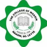 The college of maasin logo