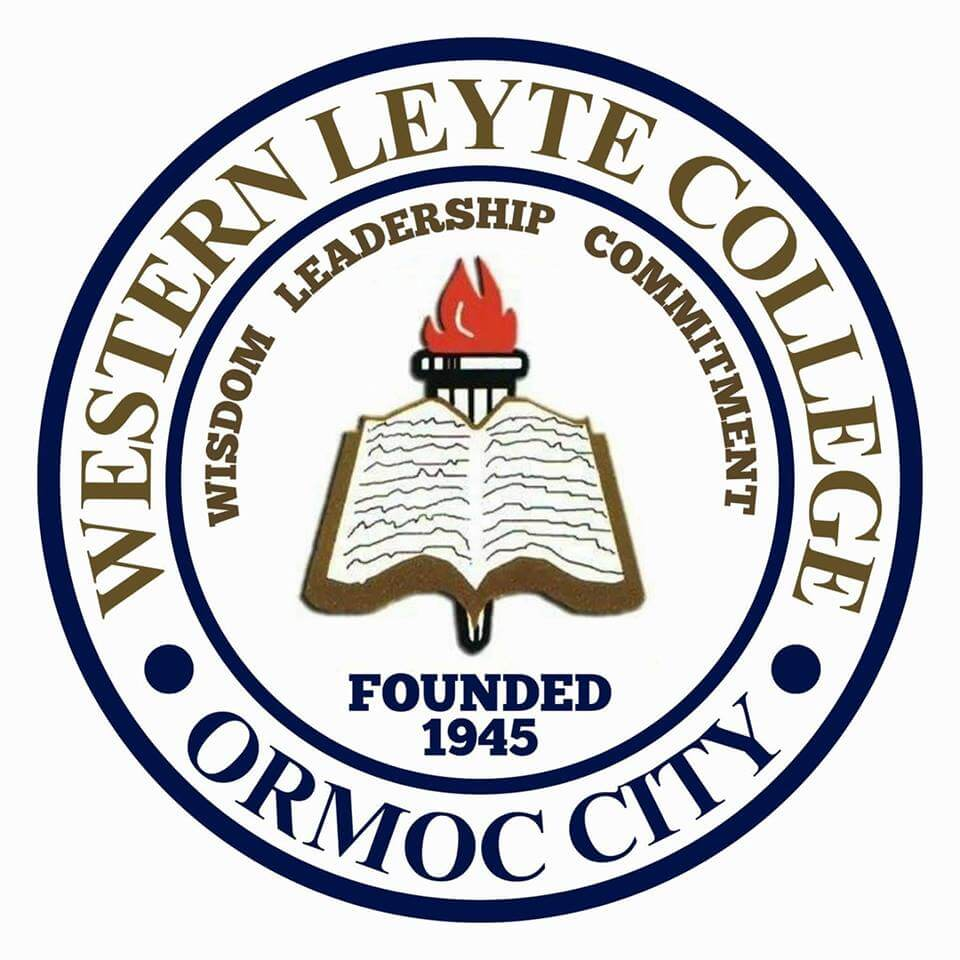 Western Leyte College of Ormoc Logo