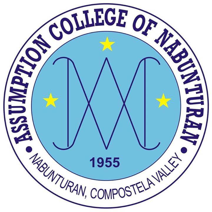 Assumption college of nabunturan logo