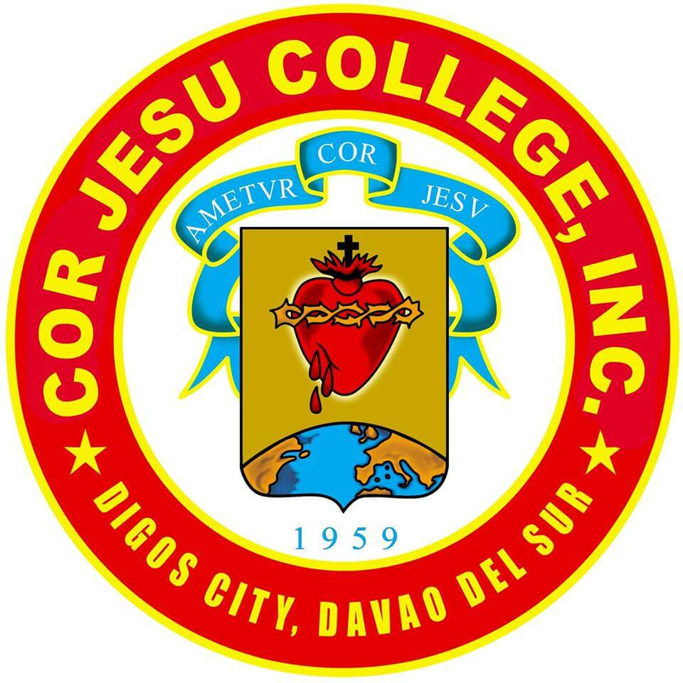 Cor jesu college logo