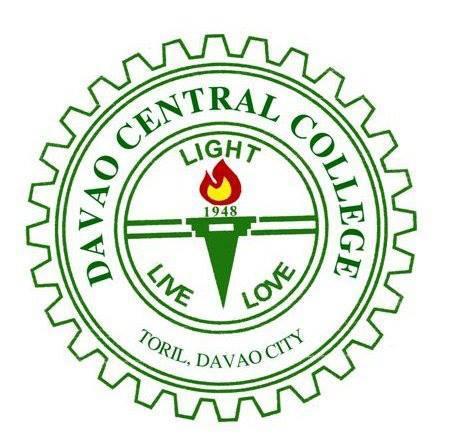 Davao Central College Logo