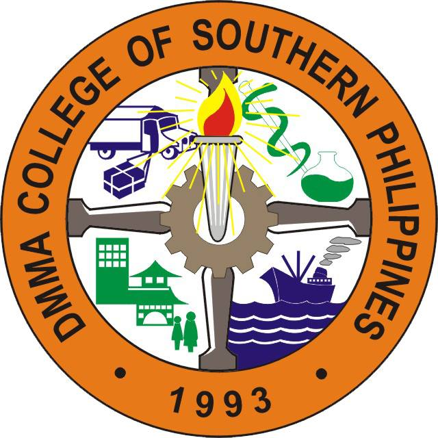 DMMA College of Southern Philippines Logo