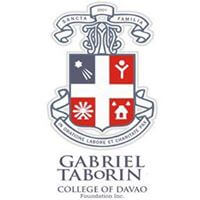 Gabriel Taborin College of Davao Foundation, Inc. Logo