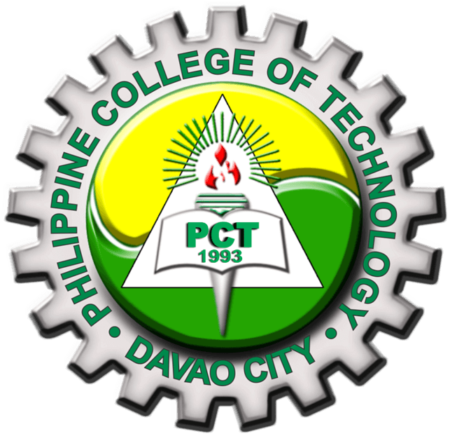 Philippine College of Technology - Main Campus Logo