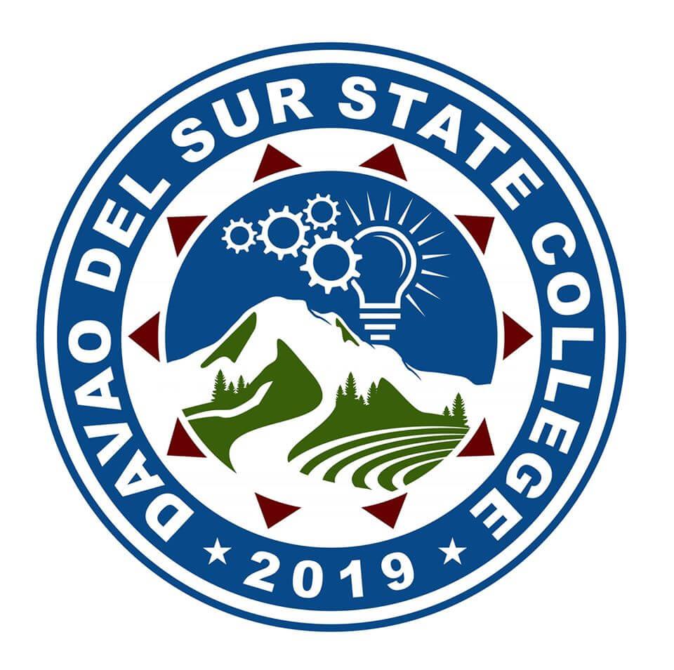 Davao del sure state college logo