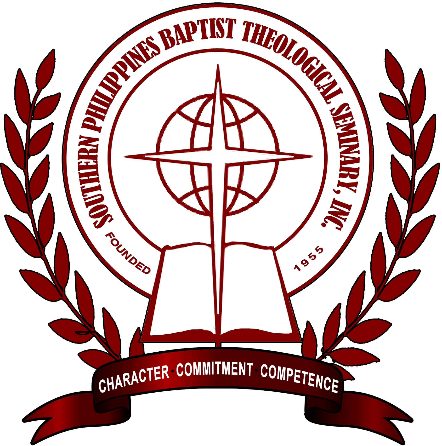 Southern Philippines Baptist Theological Seminary, Inc. Logo