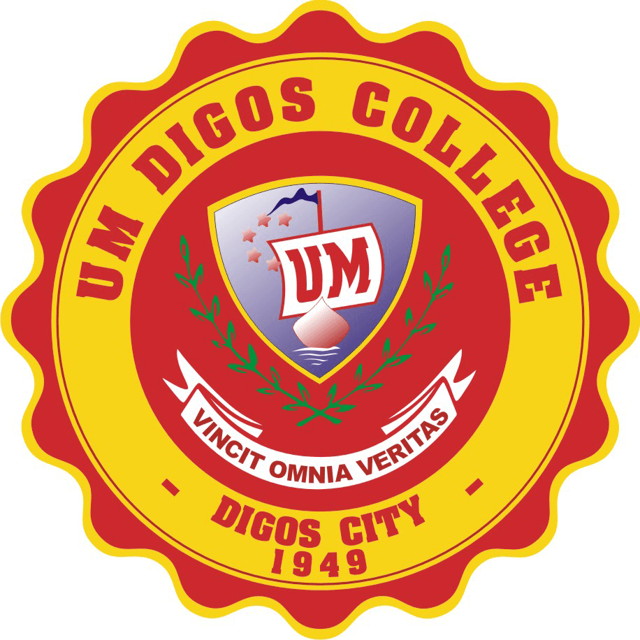 University of Mindanao - Digos College Logo