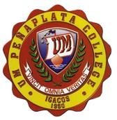 UM Peñaplata College Logo