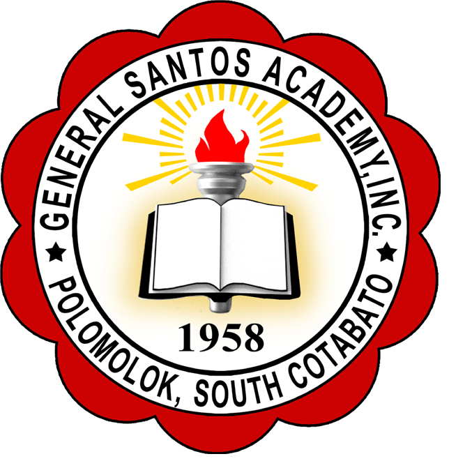 General Santos Academy, Inc. Logo
