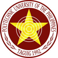 Polytechnic University of the Philippines - Taguig Campus Logo