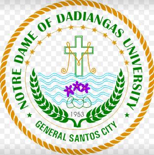 Notre Dame of Dadiangas University Logo