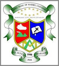 Notre Dame of Marbel University Logo