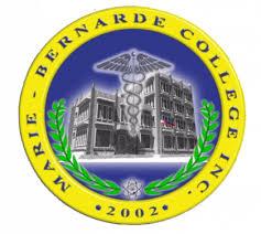Marie-Bernarde College Logo