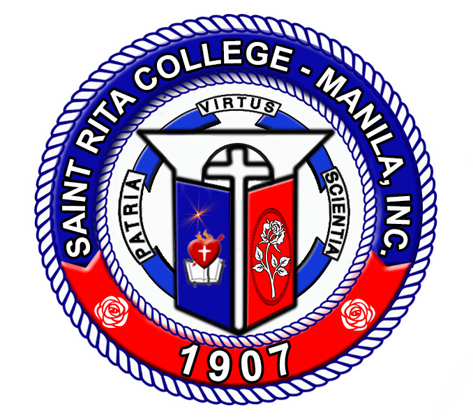 Saint Rita College - Manila, Inc. Logo
