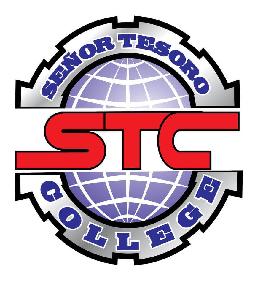 Señor Tesoro College, Inc. Logo