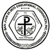 San juan de dios educational foundation logo
