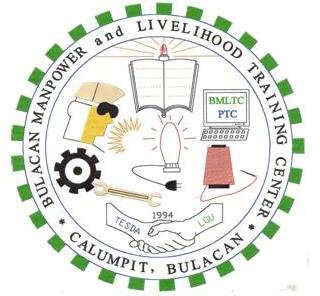 Bulacan Manpower and Livelihood Training Center (BMLTC)/Calumpit Provincial Training Center Logo