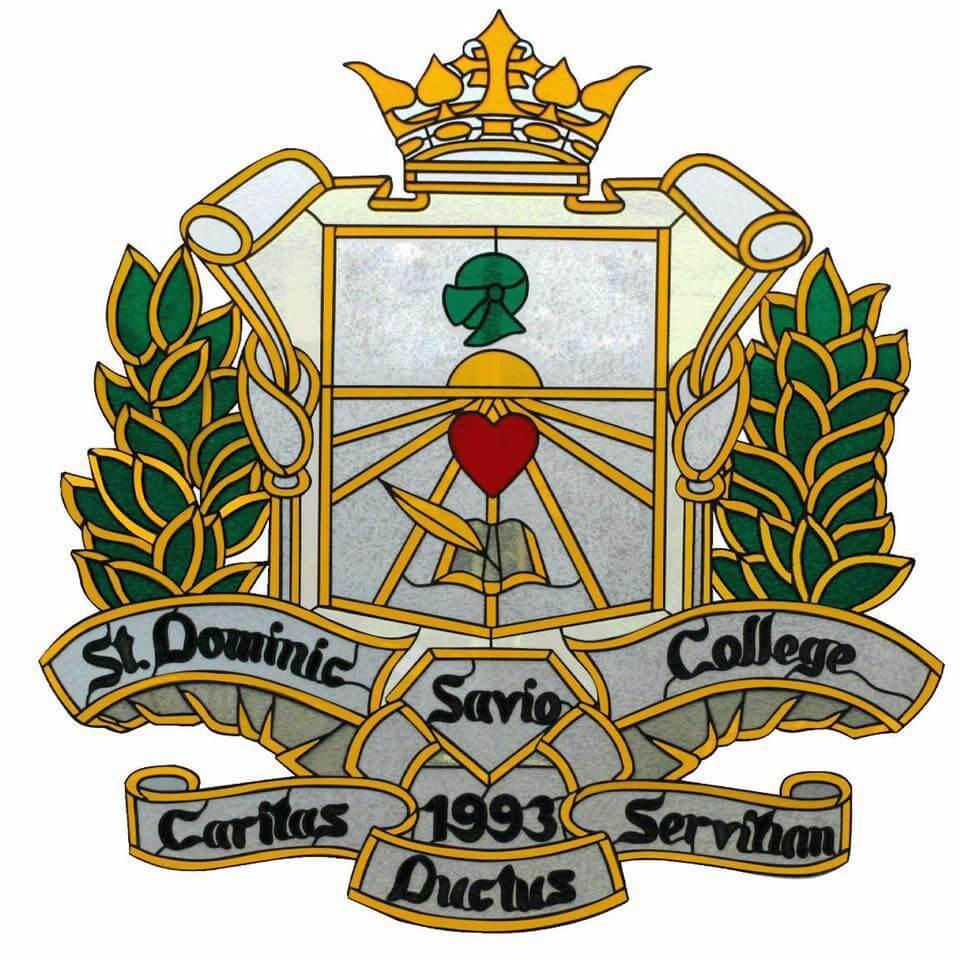 St dominic savio college logo