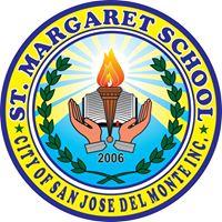 St. Margaret School, City of San Jose del Monte Inc. Logo