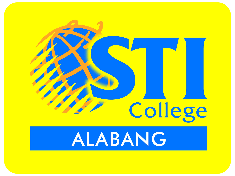 STI College Alabang Logo