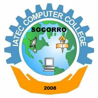 International Advanced Technology Education Center (IATEC) Computer College - Socorro Campus Logo