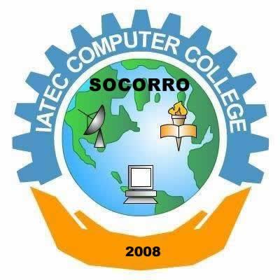 Iatec computer college socorro logo