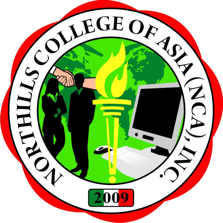 Northills college of asia inc logo