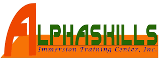 Alpha Skills Immersion Training Center, Inc. Logo
