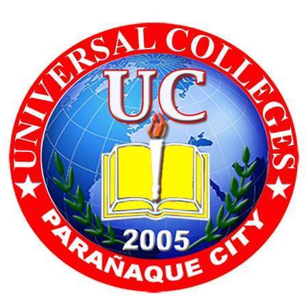 Universal College of Parañaque Logo
