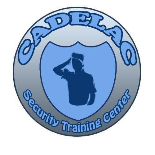 CADELAC Security Training Center Logo