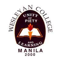 Wesleyan college of manila