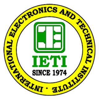International electronics and technical institute college logo