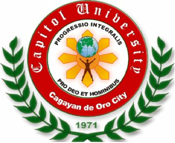 Capitol University Logo