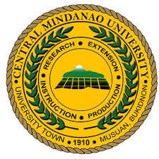 Central Mindanao University Logo
