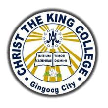 Christ the king college logo
