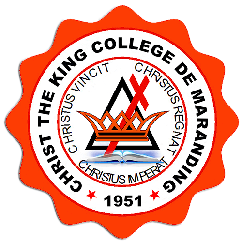Christ the King College de Maranding Logo