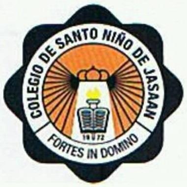 Colegio de Santo Niño de Jasaan Logo